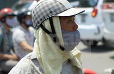 Intenso calor afecta Norte y Centro de Vietnam