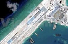 EE.UU. pide a China poner fin a la construcción de islas