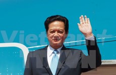 Primer ministro de Vietnam inicia visita a Argelia