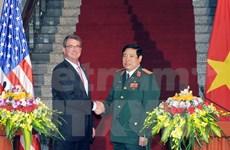 Vietnam y EE.UU. continúan fomentando cooperación en defensa