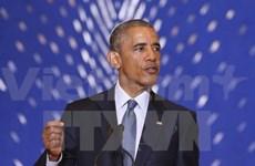 Exige Obama fin de acciones agresivas de China en Mar Oriental