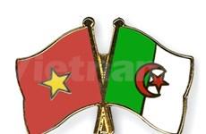 Vietnam y Argelia buscan fomentar cooperación e inversión
