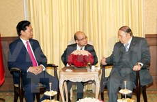 Consolidan Vietnam y Argelia nexos de amistad tradicional