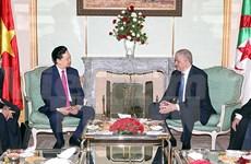 Visita de premier vietnamita a Argelia, hito trascendental en nexos bilaterales