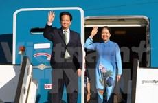 Premier vietnamita inicia visita a Portugal