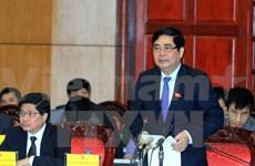 Ministros vietnamitas comparecerán ante Parlamento