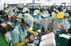 Nueva fábrica de componentes electrónicos en Hai Phong
