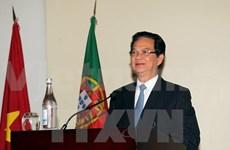 Premier vietnamita participa en Foro de Economía Marítima en Lisboa