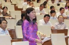 Parlamento vietnamita propone medidas para desarrollo económico