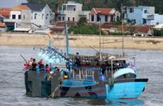 Celebran Día Mundial de Océanos en Quang Ngai