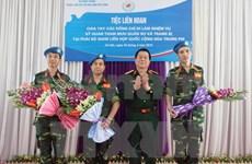 Ratifica Vietnam responsabilidad con la paz mundial