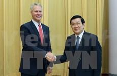 Mandatario vietnamita destaca aportes de AP a nexos bilaterales