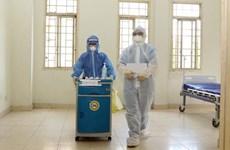 Vietnam registra 909 casos nuevos de COVID-19