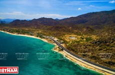 A lo largo de la vía costera más hermosa de Vietnam