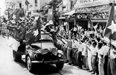 El 10 de octubre de 1954: Regreso del ejército victorioso a Hanoi