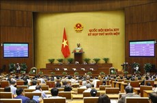 Parlamento vietnamita prosigue perfeccionamiento del aparato del personal