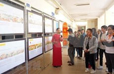 Reafirman en exposición digital soberanía de Vietnam sobre archipiélagos de Hoang Sa y Truong Sa