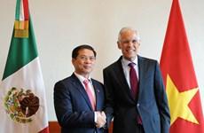 Realizan Vietnam y México quinta consulta política