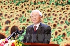 Partido Comunista, antorcha del éxito de la Revolución de Vietnam