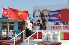 VIETNAM - CUBA: Tradición de intercambio cultural empezó desde la época de Martí