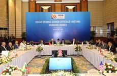 Altos funcionarios militares de ASEAN se dan cita en Vietnam