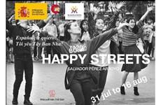 Exhibirán fotografías en blanco y negro de arquitecto español sobre Vietnam