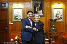 Destacan relaciones entre Hanoi y localidades laosianas