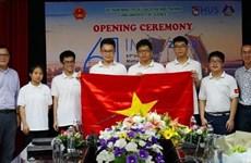 Vietnam gana cinco medallas en Olimpiada Internacional de Matemáticas 2020