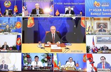 Efectúan segunda Cumbre ASEAN-Australia en línea