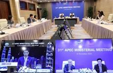 APEC promueve vínculos regionales y recuperación económica sostenible e inclusiva