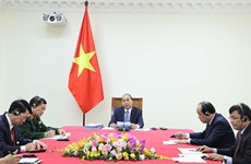 Primeros ministros de Vietnam y Camboya debaten medidas para mejorar relaciones bilaterales