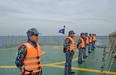 Vietnam y China realizan patrullaje mixto en el golfo de Tonkín
