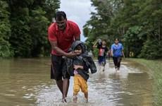Malasia evacua a decenas de miles de personas por inundaciones