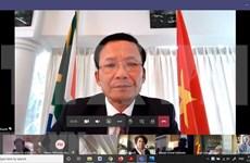 ASEAN contribuye a fortalecer conectividad en el sur de Asia, según diplomático vietnamita