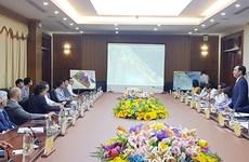 Empresa italiana coopera con provincia vietnamita en sector energético