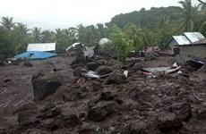 Aumenta muertes por inundaciones y deslaves en Indonesia