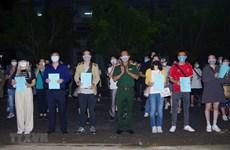Confirma Vietnam tres nuevos casos importados del COVID-19
