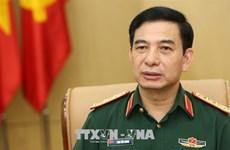 Vietnam y Laos debaten medidas para intensificar cooperación en defensa