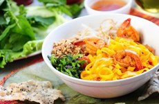 Lanzan programa de promoción gastronómica sobre Da Nang