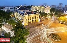 Francia apoya Vietnam en desarrollo verde de espacios peatonales