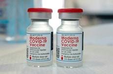 Distribuyen dos millones de dosis de vacuna Moderna en 53 localidades vietnamitas