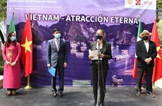 "Inauguran en México exposición fotográfica ""Vietnam: Atracción eterna"""