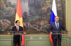 Rusia es socio importante y confiable de Vietnam, afirma su canciller