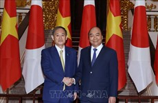 Resaltan nexos de cooperación entre Vietnam y Japón