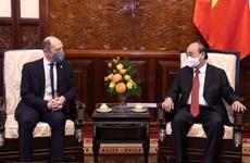 Reafirma Vietnam importancia concedida a lazos con Uruguay, Finlandia y Austria