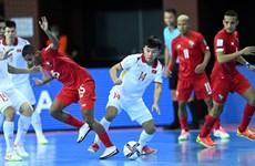 Gol de jugador vietnamita entre los mejores de Copa Mundial de Fútbol Sala 2021