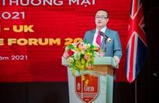 Vietnam y el Reino Unido estrechan lazos comerciales hacia economía baja en carbono