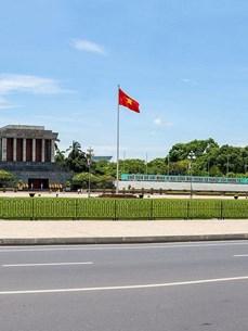 Histórica plaza de Ba Dinh: Recuerdos de la proclamación de independencia de Vietnam