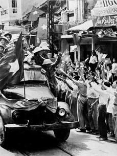 Día de liberación de Hanoi: Regreso de las tropas victoriosas