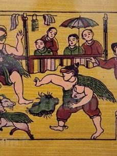 Pinturas folclóricas de Dong Ho: Quintaesencia de cultura vietnamita